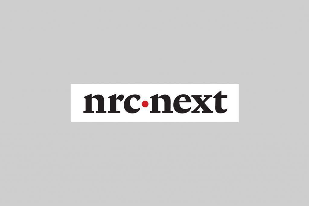 Friso en Yneke Woudstra in NRC Next