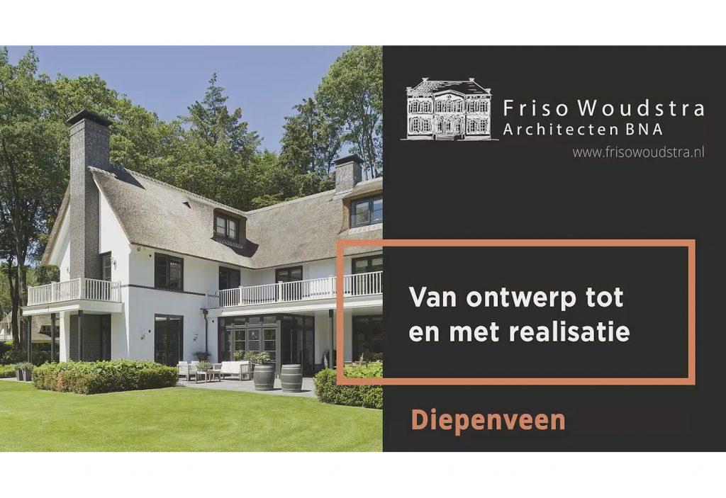 Promotiefilm Friso Woudstra Architecten BNA